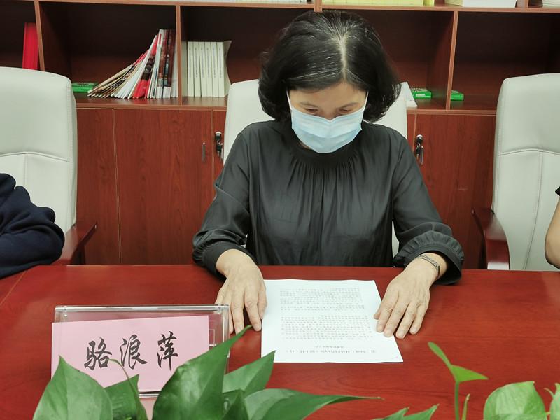 嘉宾:市扶贫协作和合作交流办副主任骆浪萍